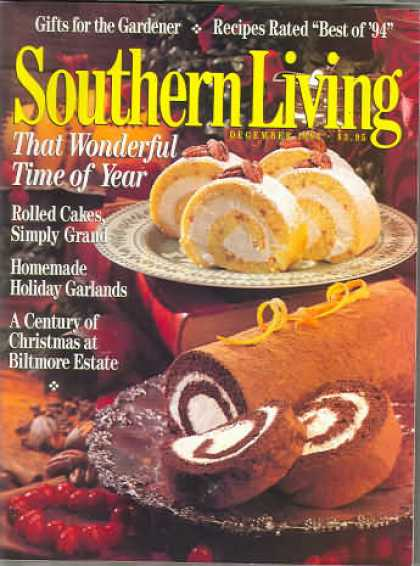 Southern Living - December 1994