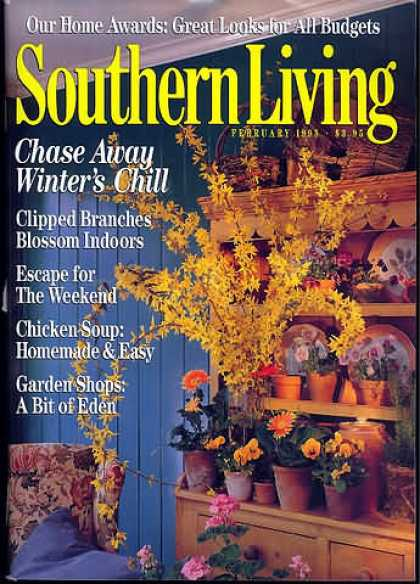 Southern Living - February 1995