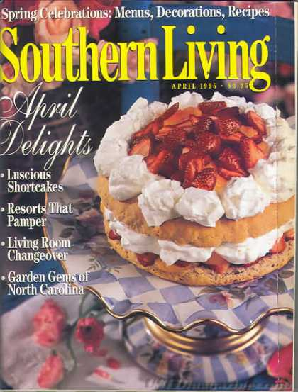 Southern Living - April 1995