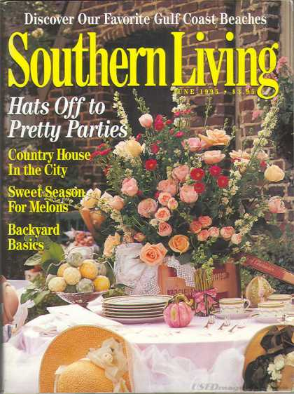 Southern Living - June 1995