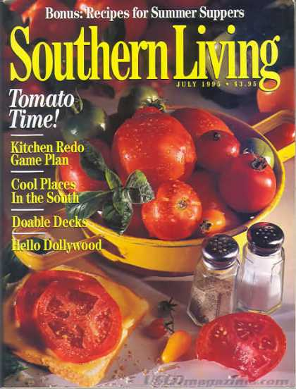 Southern Living - July 1995