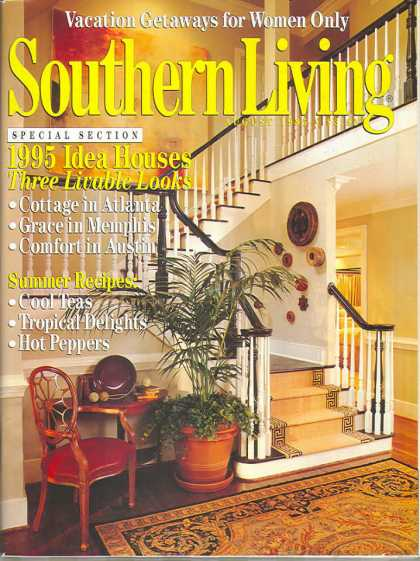 Southern Living - August 1995