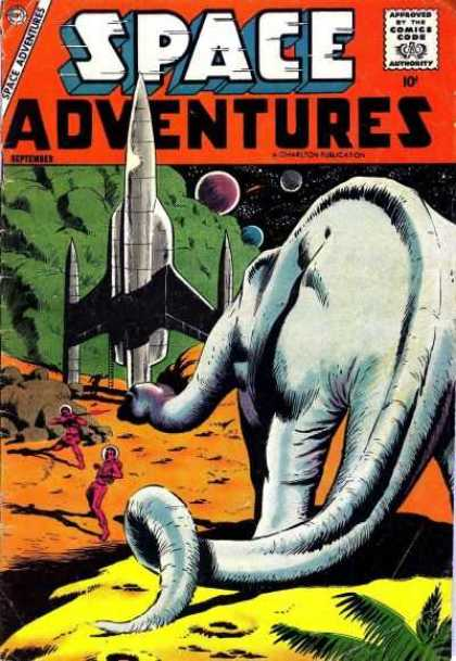 Space Adventures 25 - Space - Adventures - 10 - Comics - Code