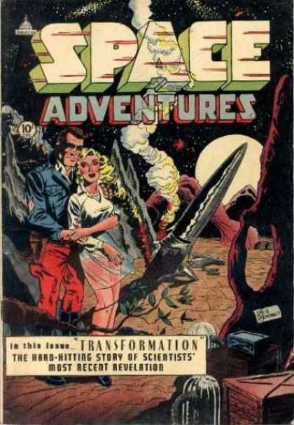 Space Adventures 7 - Dick Giordano