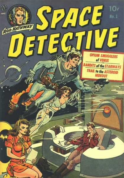 Space Detective 1