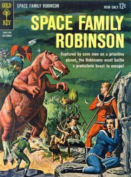 Space Family Robinson 4