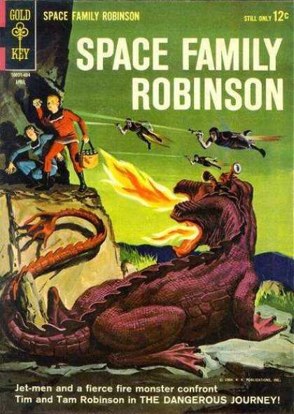 Space Family Robinson 7