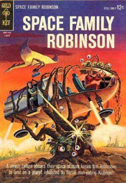 Space Family Robinson 9