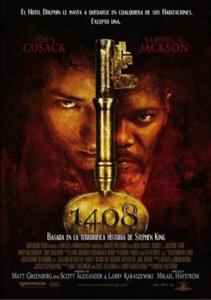 Spanish DVDs - 1408