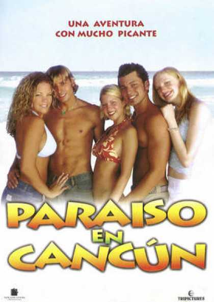 Spanish DVDs - The Real Cancun