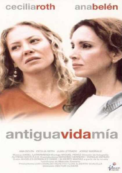Spanish DVDs - Antigua Vida Mia