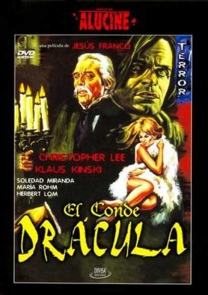 Spanish DVDs - Count Dracula