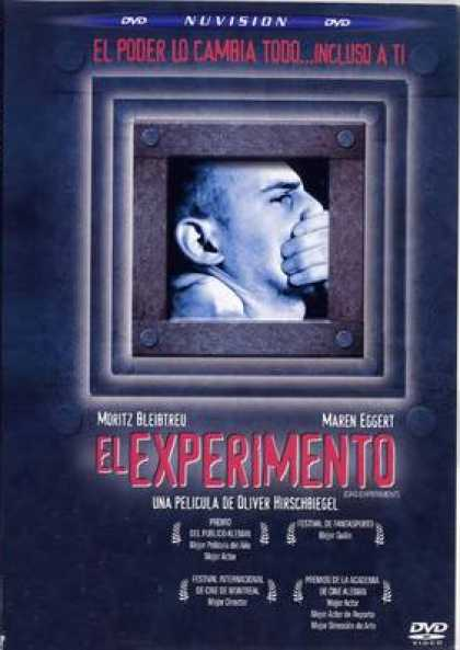 Spanish DVDs - The Experiment