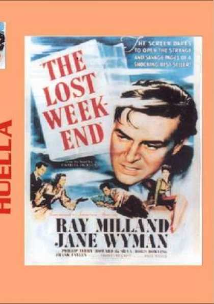 Spanish DVDs - The Lost Weekend