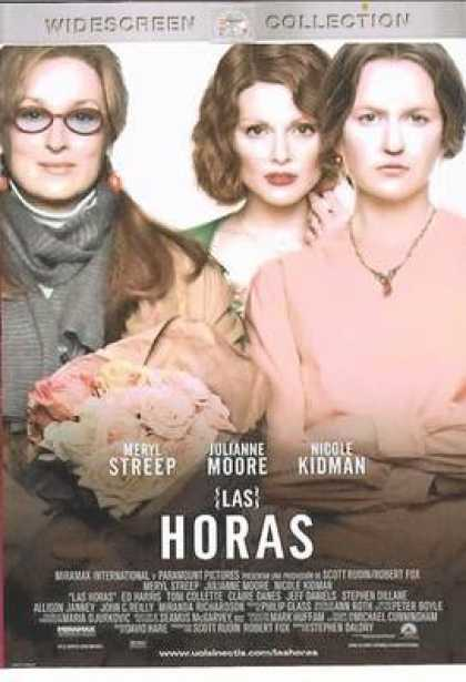 Spanish DVDs - The Hours