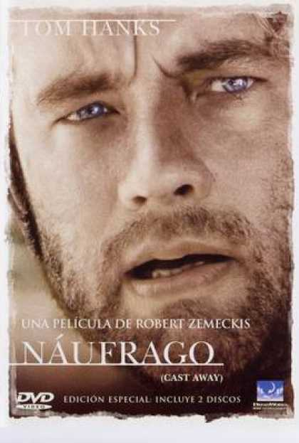 Spanish DVDs - Cast Away Special