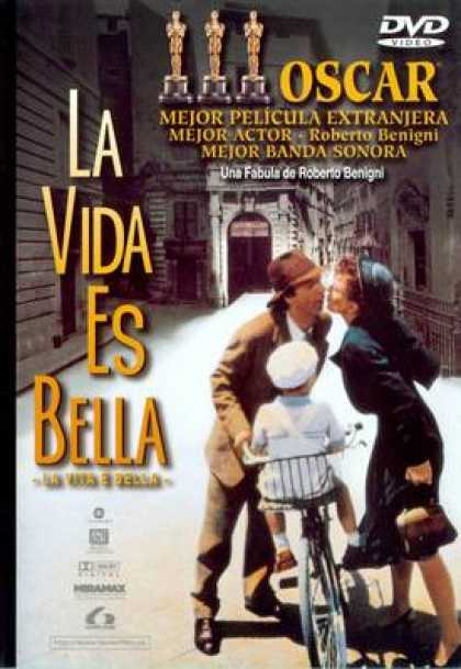 Spanish DVDs - The Life Of Bella