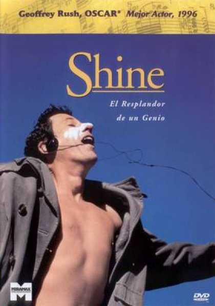 Spanish DVDs - Shine