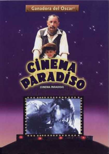 Spanish DVDs - Cinema Paradiso