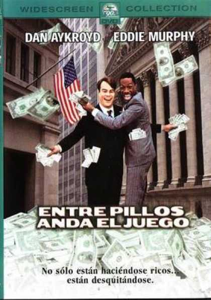 Spanish DVDs - Trading Places