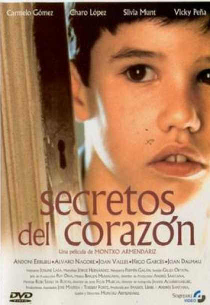 Spanish DVDs - Secrets Of Corazon