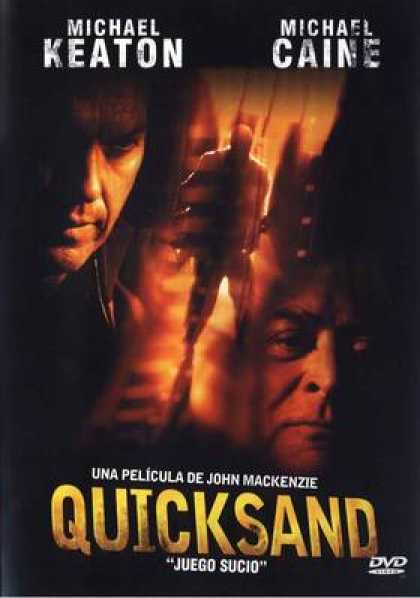 Spanish DVDs - Quicksand
