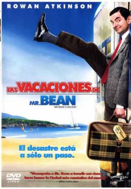 Spanish DVDs - Mr. Bean'S Holiday