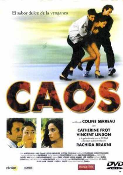 Spanish DVDs - Chaos