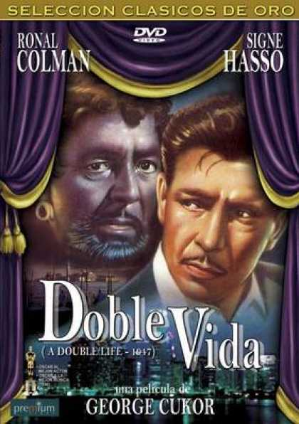 Spanish DVDs - A Double Life
