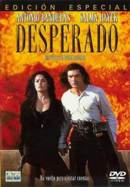 Spanish DVDs - Desperado