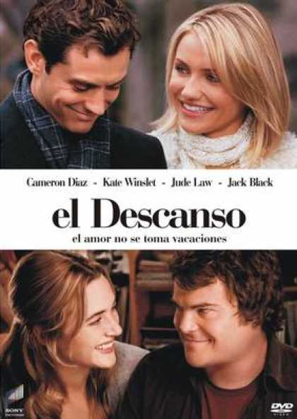 Spanish DVDs - The Holiday