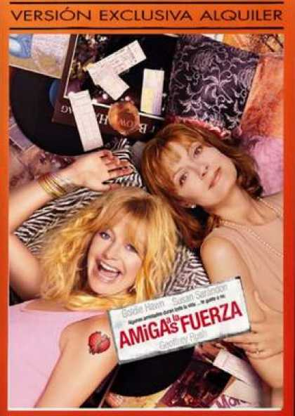 Spanish DVDs - The Banger Sisters