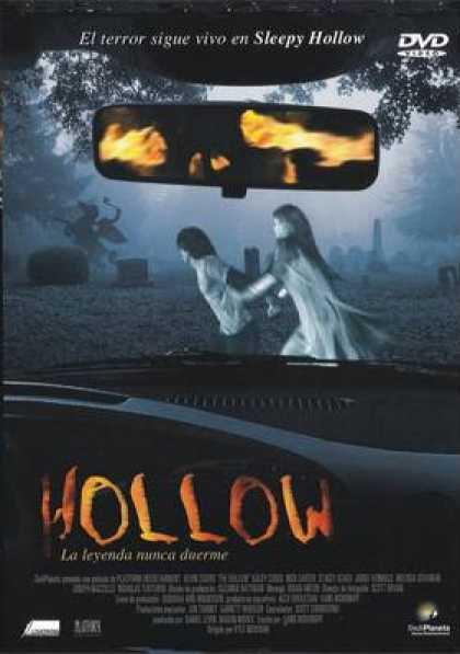 Spanish DVDs - The Hollow