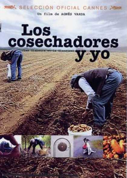 Spanish DVDs - The Gleaners And I