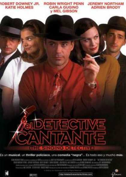 Spanish DVDs - The Singing Detective