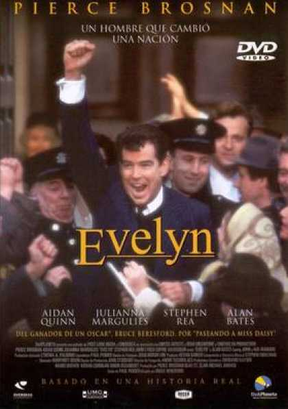 Spanish DVDs - Evelyn