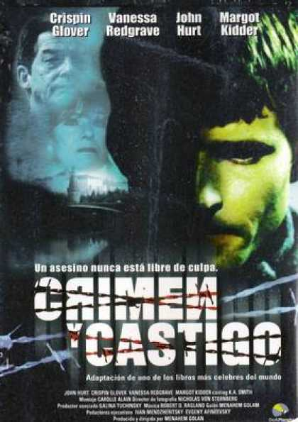 Spanish DVDs - Crime And Punishment