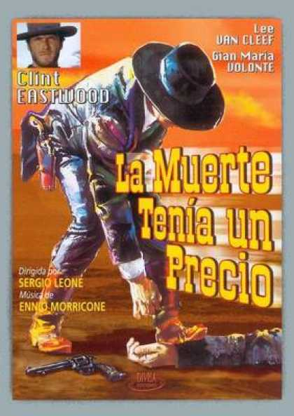 Spanish DVDs - For A Few Dollars More
