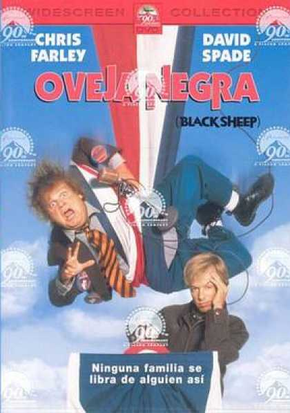 Spanish DVDs - Black Sheep