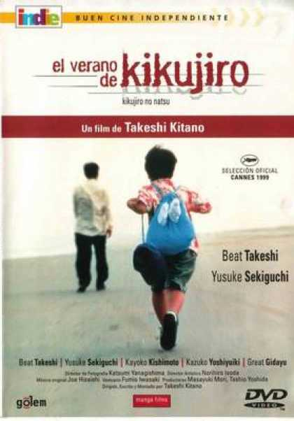 Spanish DVDs - The Summer Of Kikujiro