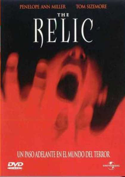 Spanish DVDs - The Relic