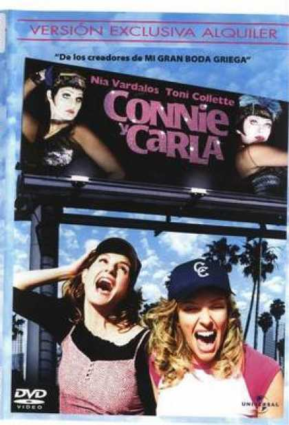 Spanish DVDs - Connie And Carla