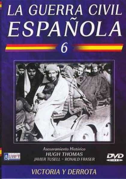 Spanish DVDs - The Spanish Civil War Vol 6