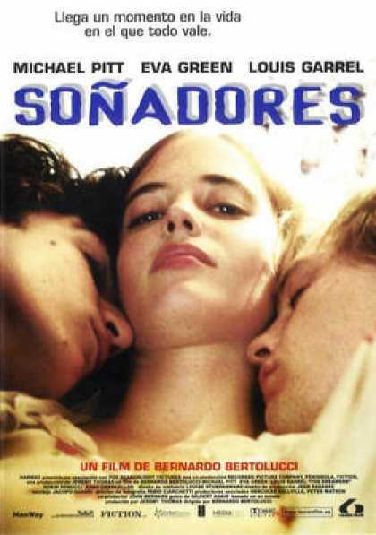 Spanish DVDs - The Dreamers