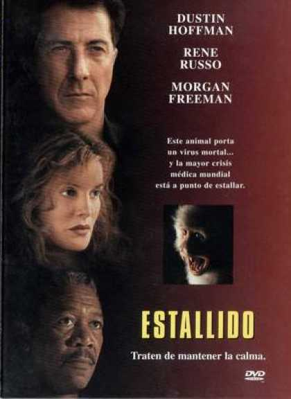 Spanish DVDs - Outbreak