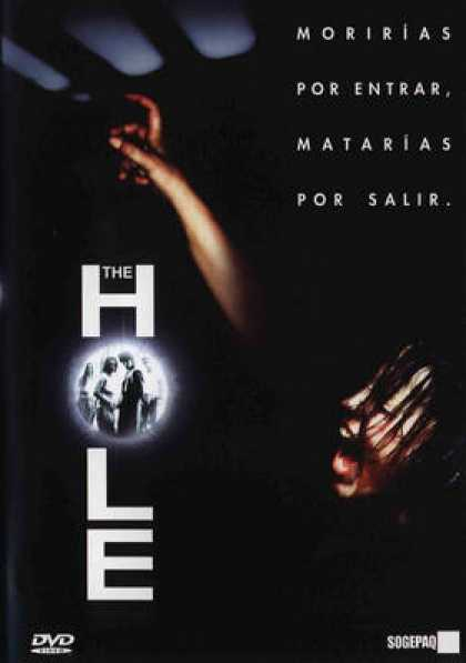 Spanish DVDs - The Hole