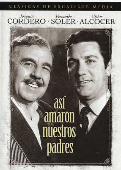 Spanish DVDs - Asi Amaron Nuestros Padres (2004) SPANISH/ENGL