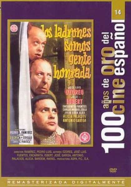 Spanish DVDs - 100 Years Of Spanish Cinema