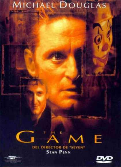 Spanish DVDs - The Game