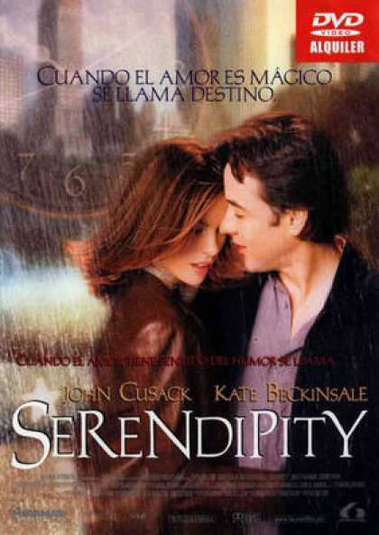 Spanish DVDs - Serendipity